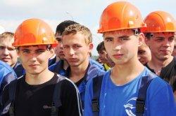 """Старт Всероссийской Стройки студенческих отрядов """"Академический"""" 2011"""