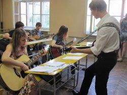 Учеба гитаристов ВСС
