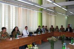 Встреча участников стройки полномочным представителем президента в УрФО