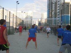 Академический волейбол. Мужские команды. фото