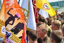 Итоги первой рабочей недели ВСС Академический с 8 по 12 июля