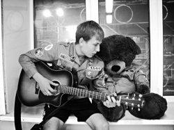 Экзамен в школе гитаристов